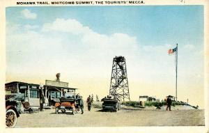 MA - Berkshires, Mohawk Trail. Whitcomb Summit