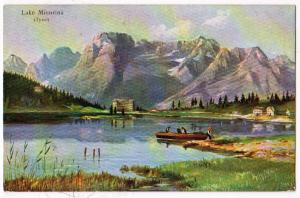 Lake Misurina