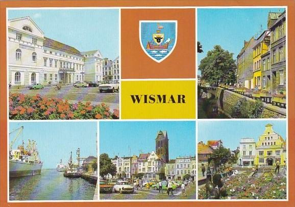 Germany Wismar Multi View