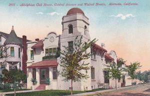 Adelphian Club House, Central Avenue and Walnut Streets, Alameda, California,...