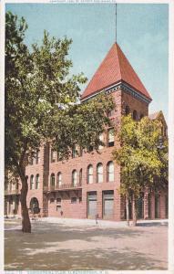 ALBUQUERQUE, New Mexico, 1901-07 ; Commercial Club #2