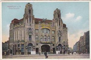 Circus Schumann, FRANKFURT a. M., Hesse, Germany, 10-20s