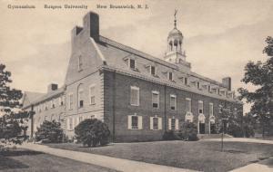 NEW BRUNSWICK, New Jersey, 00-10s; Gymnasium, Rutgers University