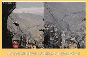 Aerial Tramway - Palm Springs, California