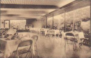 Califorinia Pacific Palisades Terrace Room At Famous Santa Ynez Inn Albertype