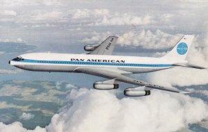 1960's; Pan American New Intercontinental Jet Clipper