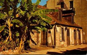 Louisiana New Orleans Jean La Fitte Blacksmith Shop