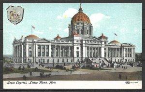 Arkansas, Little Rock - State Capitol - [AR-012]