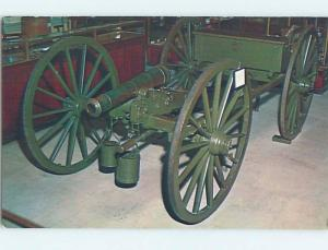 Pre-1980 REVOLUTIONARY WAR CANNON Bennington - Near Manchester VT d9314