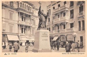 BF8547 statue du cardinal labigerie tunisia      Tunisia