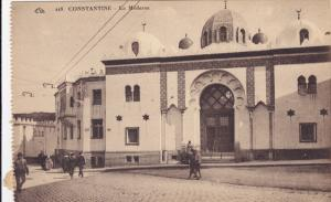 La Medersa, CONSTANTINE, Algeria, Africa, 1900-1910s