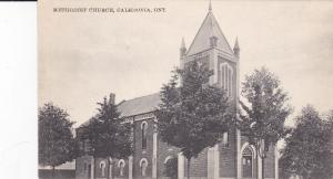 CALEDONIA , Ontario , Canada , 00-10s; Methodist Church
