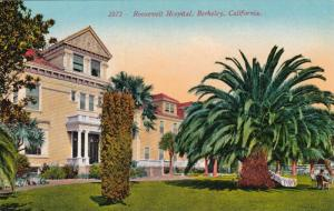 Exterior, Roosevelt Hospital, Berkeley,California,00-10s