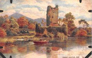Ross Castle Killarney Ireland Unused