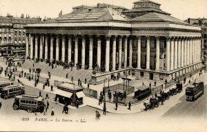 France - Paris. La Bourse