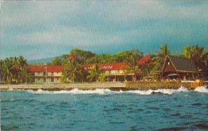 Hawaii Honolulu Kona Inn Kailua Kona Of Hawaii 1968