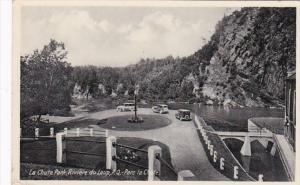Canada Quebec Riviere du Loup La Chute Park