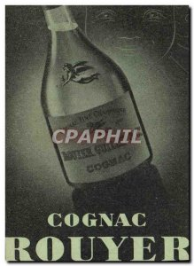 Old Postcard Cognac Rouyer Advertisement