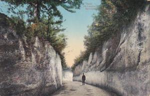 Bermuda Road Scene Mt Langton