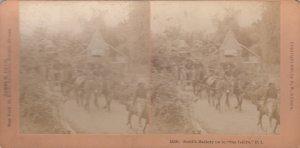SV: Philippines , Spanish-American War ; Scott's Battery on to San Isidro ,...