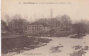 SAINT-DIZIER , France , 00-10s : L'Asile Departmental de la Marne