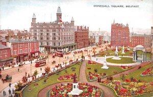 Donegall Square Belfast Ireland Unused