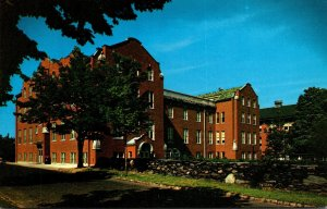 Rhode Island Providence College Stephen Hall
