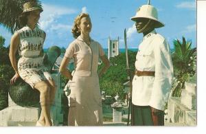 Postal 037272 : Nassau in the Bahamas