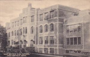 New Britain High School , NEW BRITAIN , Connecticut , 20-30s