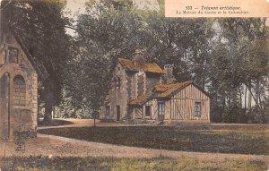 Trianon Artistique, La Maison du Garde et le Colombier Republic of Hungary Un...