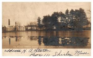 Massachusetts Shirley , Samson Cordage Works ( Phoenix Mills )  RPC