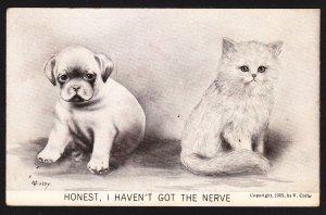 Honest, I Haven't Got the Nerve - Colby 1909