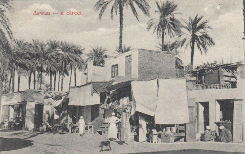ASSUAN , Egypt , 00-10s ; Street