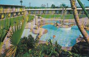 Driftwood Motor Hotel With Pool Port Arthur Texas