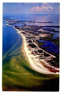 FL - Sarasota. Lido Key Aerial View