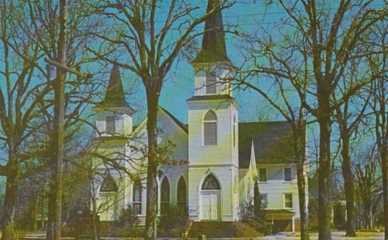 Georgia Plains Baptist Church The President's Church