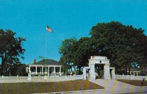 Beauvoir Home Of Jefferson Davis Biloxi Mississippi