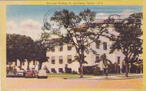 Florida St Petersburg The Municipal Building