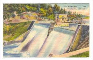 Lake Purdy Dam, Birmingham, Alabama, PU-1944