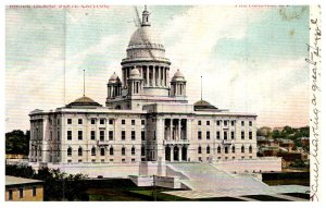 Rhode Island Providence ,  State Capitol