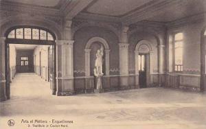 Belgium Erquelinnes Arts et Metiers Vestibule et Couloir Nord