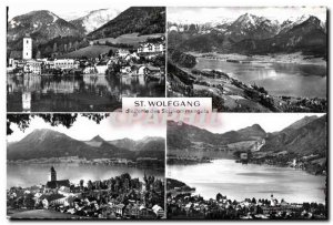 Old Postcard St Wolfgang