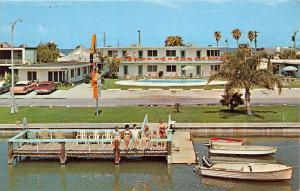 4266  FL South Clearwater Beach Sea Star Apartment Motel