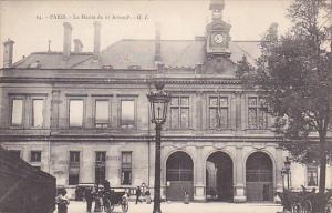 PARIS, France, 1900-1910´s; La Mairie Du 6e Arrond