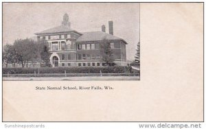State Normal School River Falls Wisconsin