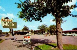 New Mexico Deming Balboa Motel