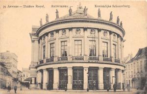 BR32315 Anvers Theatre Royal belgium