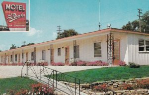 TOLEDO , Iowa , 1950-60s ; Motel L'Ranko