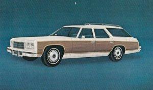1975 Chevrolet Caprics Station Wagon