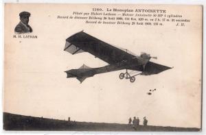 1160 Le Monoplan Antoinette